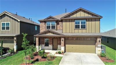 Houston Single Family Home For Sale: 1927 Acaciawood Way