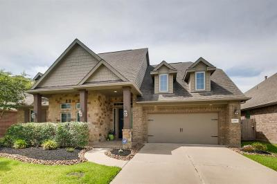 Richmond Single Family Home For Sale: 20915 Cordell Landing Drive