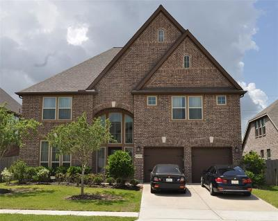 Pearland Single Family Home For Sale: 12506 Floral Park Lane