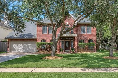 Houston Single Family Home For Sale: 13831 Inland Spring Court