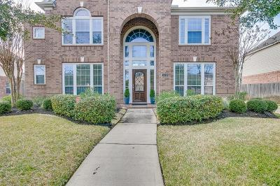 Katy Single Family Home For Sale: 4618 Ambrosia Springs Lane