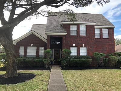 Tomball Single Family Home For Sale: 16403 Marrat Court