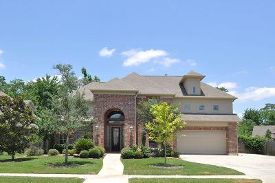 Summerwood Single Family Home For Sale: 15726 Hunters Lake Way