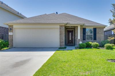 Tomball Single Family Home For Sale: 12915 Taper Reach Drive
