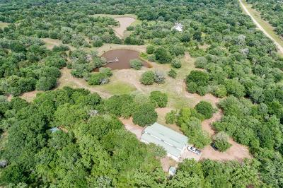 Weimar TX Farm & Ranch For Sale: $350,000