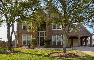 Sugar Land Single Family Home For Sale: 2218 Clawson Falls Lane