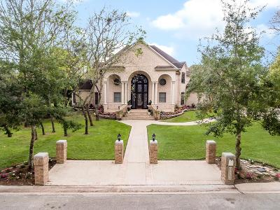 Pearland Single Family Home For Sale: 3206 Nottingham Street