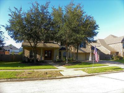Friendswood Single Family Home For Sale: 3113 Duchess Park Lane