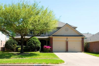 Katy Single Family Home For Sale: 3902 Lauderwood Lane