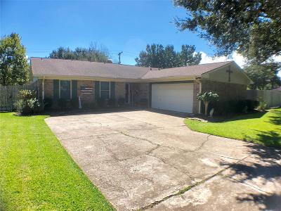 Bay City TX Single Family Home For Sale: $214,900