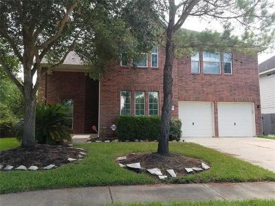 Katy Single Family Home For Sale: 2418 Great Prairie Lane