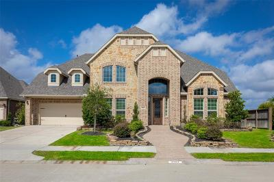 Katy Single Family Home For Sale: 3102 Hillside Landing Trail