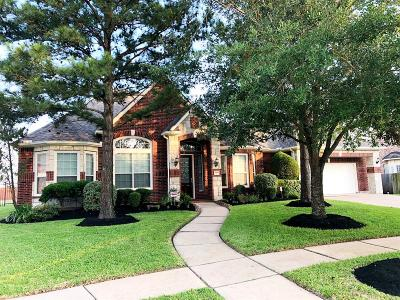 Houston Single Family Home For Sale: 10606 Opal Ridge Drive