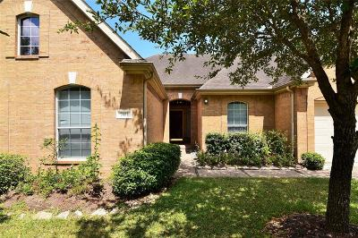 Fort Bend County Single Family Home For Sale: 7411 Rosepath Lane