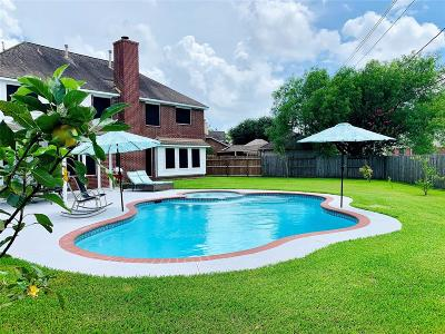 Seabrook Single Family Home For Sale: 2337 Pin Hook Court