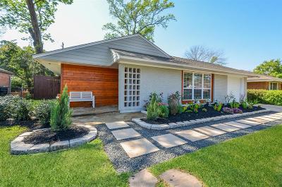 Houston Single Family Home For Sale: 2111 Lamonte Lane