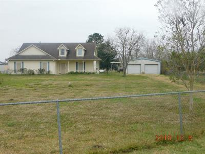 Manvel Single Family Home For Sale: 4412 Sandy Ridge Lane