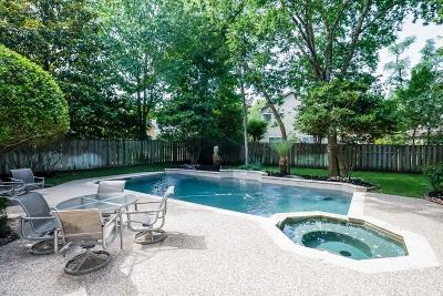 The Woodlands Single Family Home For Sale: 11 Culverdale Place