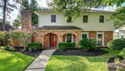 Spring Single Family Home For Sale: 6910 King Arthur Court