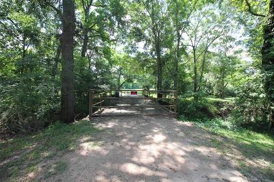 Conroe Residential Lots & Land For Sale: Tbd 10308 Ehlers Rd
