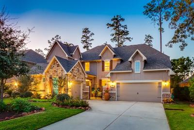 Tomball Single Family Home For Sale: 50 Caprice Bend Place