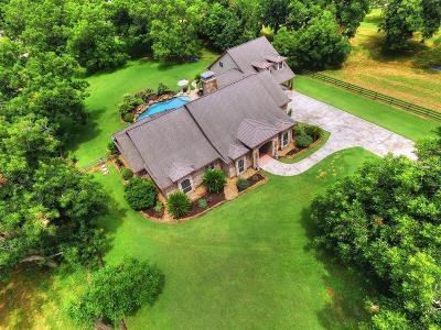 Fulshear Single Family Home For Sale: 5319 Harris Woods Trace