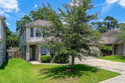 Spring Single Family Home For Sale: 2351 Village Leaf Drive