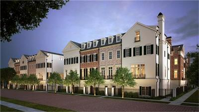 Montrose Condo/Townhouse For Sale: 2210 Commonwealth