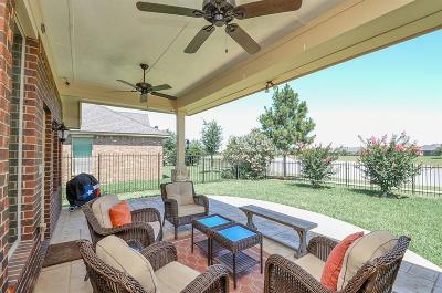 Rosenberg Single Family Home For Sale: 8003 Lake Commons Drive