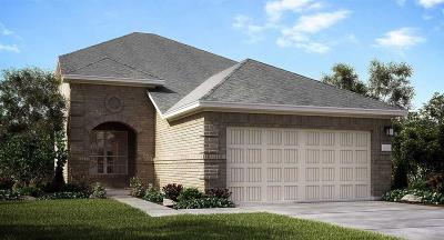 New Caney Single Family Home For Sale: 18824 Genova Bay Court