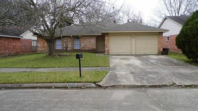 Friendswood Rental For Rent: 2406 Farriers Bend Drive