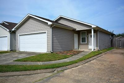 Tomball TX Single Family Home For Sale: $150,000