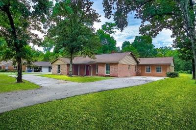 Cypress Single Family Home For Sale: 13519 Creekway Drive