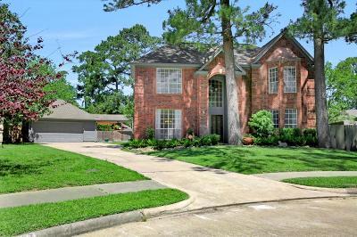 Houston Single Family Home For Sale: 12531 Millscott Drive