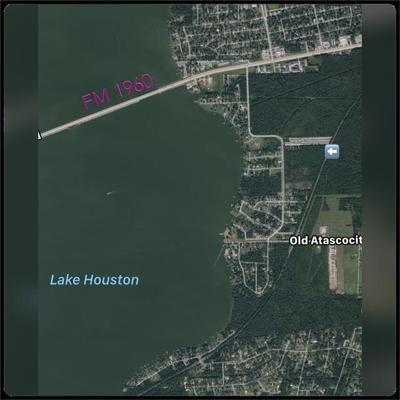 Huffman Residential Lots & Land For Sale: 22952 Fairlake Drive