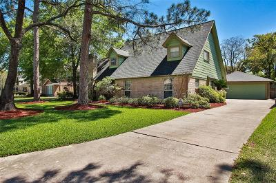 Houston Single Family Home For Sale: 3611 Park Bank Court