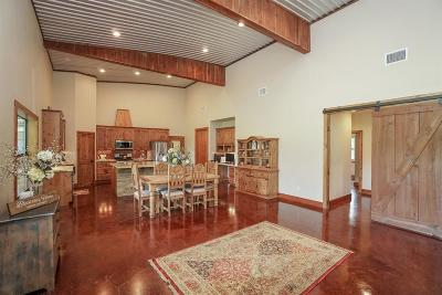 New Ulm Country Home/Acreage For Sale: 24042 Squirrel Road