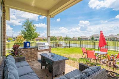Pearland Single Family Home For Sale: 12806 Oak Falls Drive