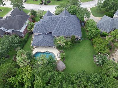 Cypress Single Family Home For Sale: 15310 Hilltop View Drive