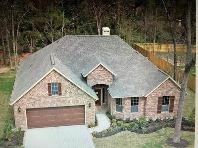 Magnolia Single Family Home For Sale: 822 Weisinger Drive
