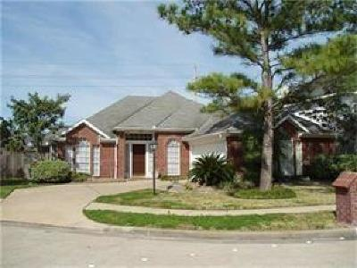 Houston TX Single Family Home For Sale: $187,500