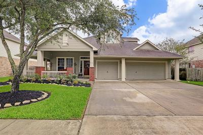 Seabrook Single Family Home For Sale: 918 Mystic Village Lane