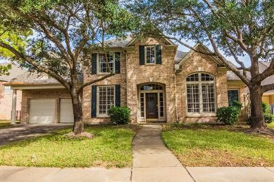 Katy Single Family Home For Sale: 2207 Lytham Lane