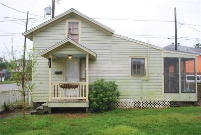 Galveston Rental For Rent: 611 13th Street