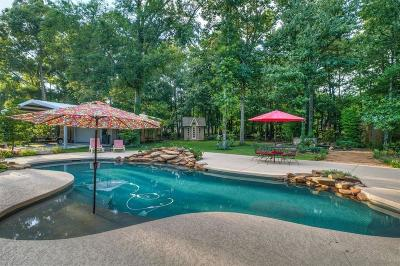 Huffman Single Family Home For Sale: 811 Commons Lake Edge Drive