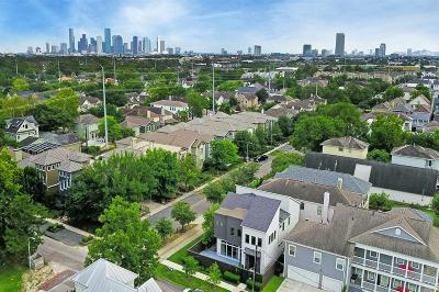 Houston Single Family Home For Sale: 802 W 10th Street