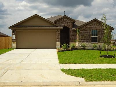 Baytown Single Family Home For Sale: 3010 Canadian Goose