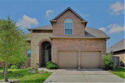 Humble Single Family Home For Sale: 14907 Ashley Creek Court