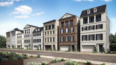 Houston Single Family Home For Sale: 3615 Dorset Cliff Lane
