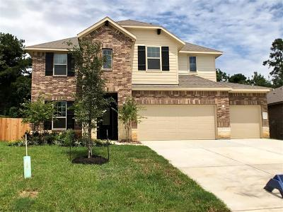 Tomball Single Family Home For Sale: 25814 Balsamwood Drive